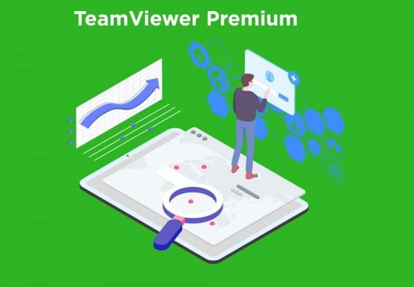 TeamViewer Premium - 1 Jahr Lizenz