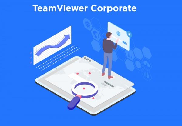 TeamViewer Corporate - 1 Jahr Lizenz